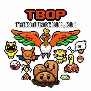 """Second Edition TBoP Red Sticker 3"""""""