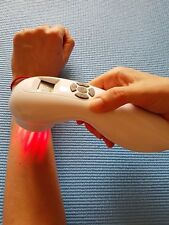 Handheld Cold laser therapy device for pain relief - 510mW power