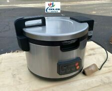 New 45 Cup Commercial Rice Cooker Warmer Cooler Depot Model Gr06 Nsf