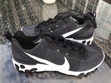 Nike React Black & White Size 7