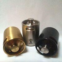 Mini keg beer growler 2L stainless steel naked keg pick colour from drop down