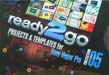 Digital Juice Ready2Go Pro Projects and Templates For Sony Vegas #5