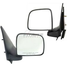 New Left & Right Manual Mirror For 1993-2005 Ford Ranger FO1321156 FO1320156