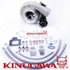 """Kinugawa Ball Bearing Billet Turbo 4"""" GT3582R Nissan Silvia S13 CA180DET A/R.64"""