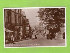 Vicar Street Grahams Road Falkirk RP pc used 1956 Valentines Ref E678