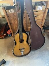 Vintage 1920's 30's Unmarked Stella Acoustic Parlor Guitar