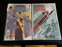 Captain Marvel and the Carol Corps #1-4 High Grade Comic Book RM7-29