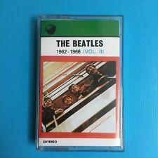 The Beatles 1962-1966 (Vol II) Paper Label Cassette Tape