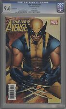 New Avengers #3 - Coipel Limited Variant - Cgc 9.6 - 0634683001