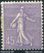 FRANCE SEMEUSE N° 197 NEUF * AVEC CHARNIERE A VOIR
