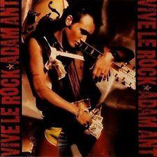 Vive le Rock [Bonus Tracks] by Adam Ant (CD, Dec-2008, CBS Records)