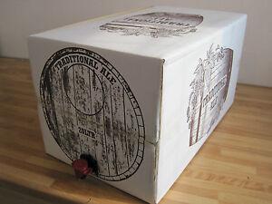 20 Litre Cider Beer Wine Bag In A Box Cider Barrel Homebrew Container Dispenser