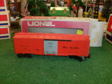 Lionel Trains No. 9705 Denver & Rio Grande Box Car - Very Nice
