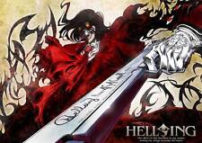 Hellsing Alucard A3 Poster 4