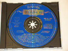 All' Lust und Freud' CD Bellaphon Japan for Europe 1983 with blue face Sanyo