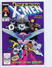 X-Men #242 Marvel 1989