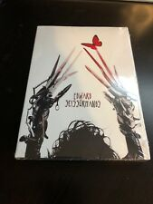 Edward Scissorhands DVD Movie Widescreen Audio Video Fantasy Johnny Depp Comedy