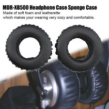 Replacement Ear Pads Cushion Earpads for Sony MDR-XB500 Headphones