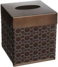 Avanti Linens Cobblestone Tissue Box Cover