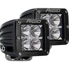 Rigid Industries 202113 D-Series Pro Flood Light Surface Mount White LED Pair