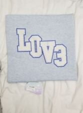 Ivivva For Pottery Barn Teen Nwt Lov3 Pillow Pblv 16in x 16in O/S
