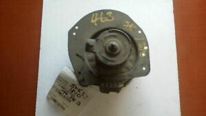 Blower Motor Fits 79-11 GRAND MARQUIS 31534