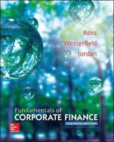 Fundamentals of Corporate Finance by Bradford D. Jordan, Stephen A. Ross and Ran