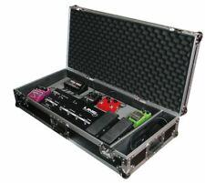 """Odyssey FZGPEDAL32W 32"""" ATA Flight Pedal Case w/ Slanted Pedal Board"""