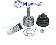 Meyle CV Joint Kit / DRIVE SHAFT JOINT KIT Inc.. Boot & GRASSO No. 014 498 0002
