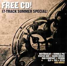 Various - Classic Rock 17 Track Summer Special (2002) CD Album