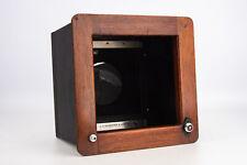 Deardorff Recessed Lens Board with Packard Shutter for 8x10 LF Cameras SERVICED