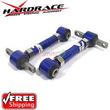 HARDRACE Rear Upper Camber Kits Honda Integra DC2 Civic EG EK w/Hardened Rubber