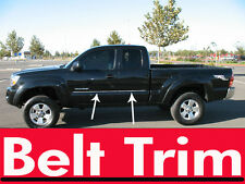Toyota TACOMA truck CHROME BELT TRIM 2005 06 07 08 09