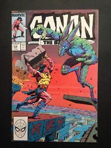 Conan the Barbarian #214 (1989) FN+
