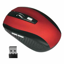 2.4GHz Cordless Wireless Optical Mouse Mice for Laptop PC Computer 2000DPI HOT