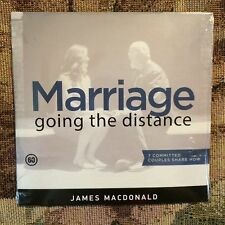 MARRIAGE: GOING THE DISTANCE BY JAMES MACDONALD BRAND NEW & SEALED DVD