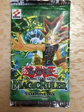 Yu-Gi-Oh MAGIC RULER UNLIMITED ED FACTORY SEALED BOOSTER PACK