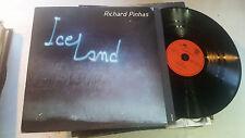 RICHARD PINHAS Iceland LP Prog/Electronic Heldon france polydor 1979 2393254 rar