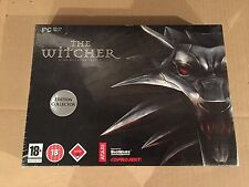 Jeu PC The Witcher 1 Edition Collector (neuf sous blister) FR