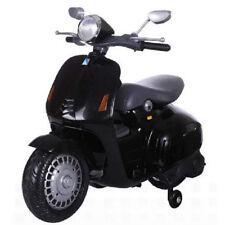 Vespa elettrica 12V per bambini con luci e suoni Vespe elettriche bimbo scooter