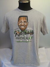 Saskatchewan Roughriders Shirt - Don Narcisse Cartoon Graphic - Men's Large