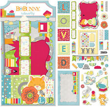 Bo Bunny TOY BOX Collection Noteworthy Journaling Cards BoBunny  2016