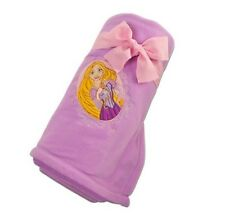 Disney Tangled Rapunzel Fleece Throw Blanket 60'' x 50'' NEW NWT Retail$19.50