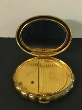 VINTAGE KIGU CONCERTO CAMEO MUSICAL COMPACT WITH MIRROR - MADE IN ENGLAND