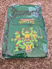 Vintage 1988 Teenage Mutant Ninja Turtles Mirage Studios Back Pack-SEALED-TMNT