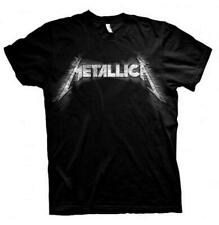 Metallica 'Spiked' (Black) T-Shirt - NEW & OFFICIAL!