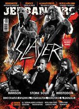 SLAYER - Jedbangers # 67 Magazine Argentina