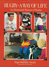 """Rugby - A Way of Life"" by Smith-Starmer RUGBY HISTORY PAPERBACK BOOK"