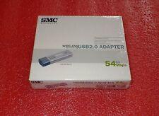 EZ CONNECT™ SMCWUSB-G 2.4GHZ 54MBPS USB WIRELESS-G WIRELESS USB ADAPTER #C