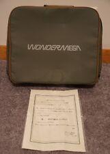 Official Sega Victor Wondermega HWM-5010 RG-M1 Carry Case ~USA SELL~ Raffle Win